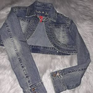 Vanella Jeans, jean jacket